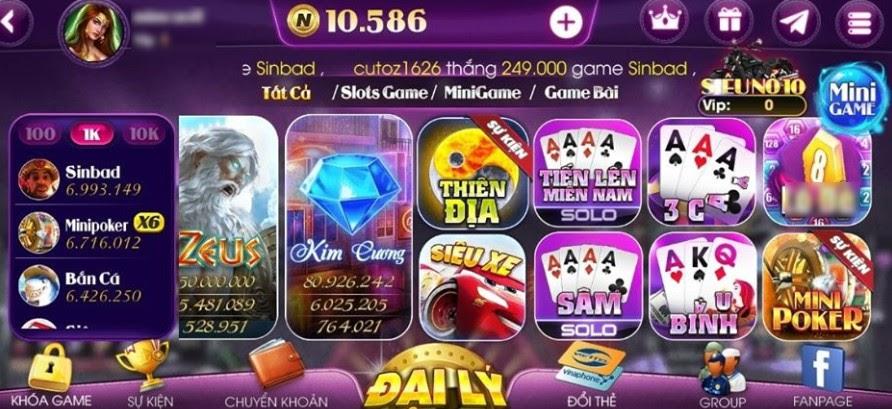 VinClub - Trò chơi bài đổi thưởng đã hiện diện ở nhiều nơi trên Vin Win